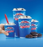 DQ, Dairy Queen, Dairy Queen blizzard, Dairy Queen blizzards