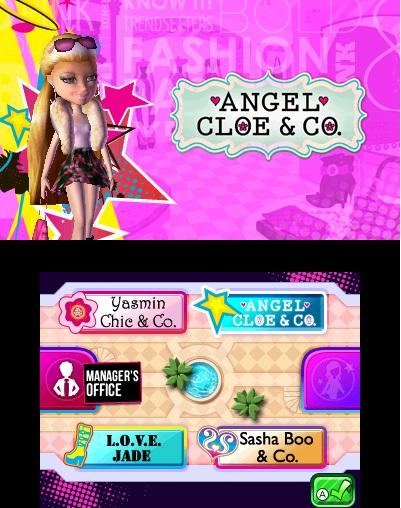Bratz: Fashion Boutique for Nintendo DS - Nintendo Game Details 61