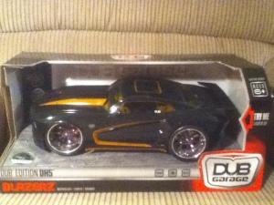 dub car, toy state