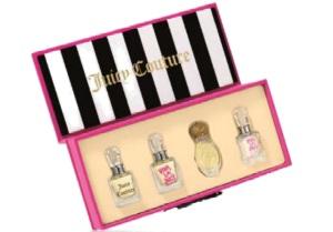 Juicy Couture Deluxe Mini Parfum Coffret
