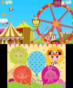 Lalaloopsy, Carnival of Friends