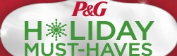 P&G Holiday Must Haves