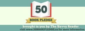 50 book pledge