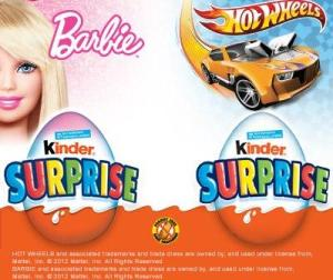 Barbie Hot Wheels Kinder