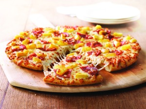 Pizza Hut Hand-Tossed Style Pizza - Hawaiian