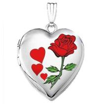 valentine's day locket