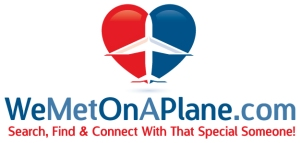 We-Met-On-A-Plane logo