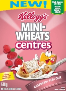 Mini-Wheats Raspberry