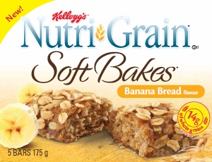 Nutri-Grain Banana Bread Soft Bakes