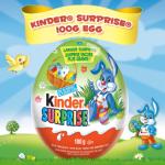 Kinder Surprise 100 gram