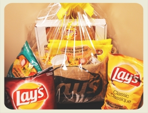 Lays giveaway