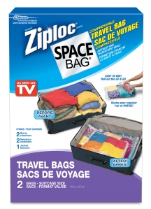 Ziploc Space Bags Travel 300