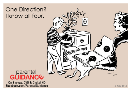 One Direction ecard
