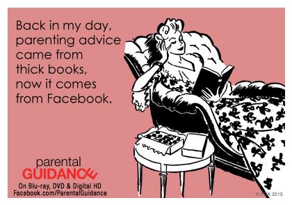 Facebook Parenting ecard