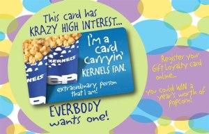 Kernels Reward Program