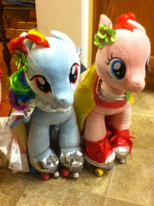 My Little Pony duo