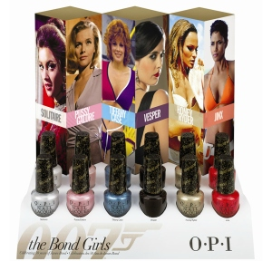 OPI Bond Girl Collection