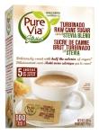 Pure Via Turbinado Cane Sugar and Stevia Blend