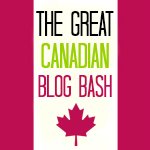 Great Canadian Blog Bash logo