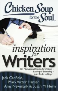 Inspiration for Writers cover
