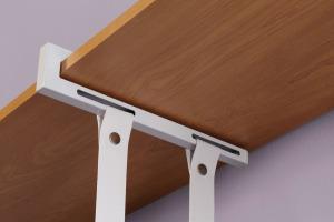 Closet Helper wood attachment