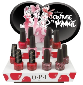 OPI, Disney, Minnie Mouse, Minnie Mouse images