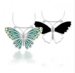 butterfly pendant, what a jewel, jewels