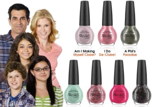 Nicole by OPI, Modern Family