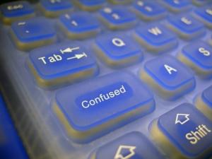 tech confusion