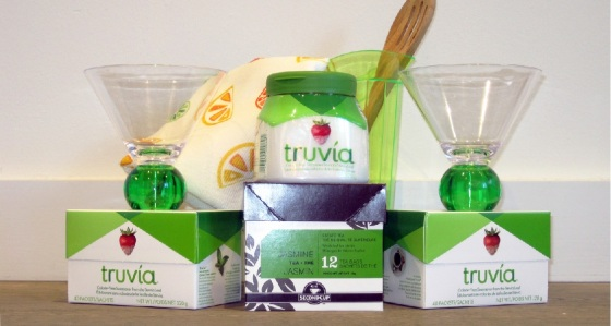 truvia iced tea prize pack