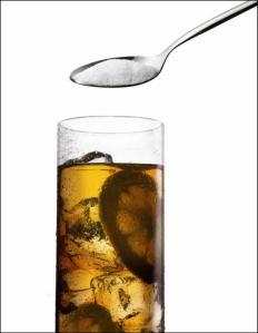 truvia iced tea