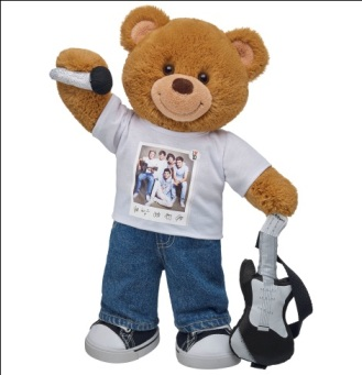 One Direction, 1 Direction, Build a Bear
