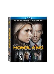 Homeland Season 2, Claire Danes, Damian Lewis