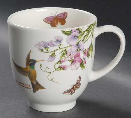 Portmeirion Botanic Hummingbird Mug & Portmeirion China u2013 Beauty and Practicality at its best! (G!veaway ...