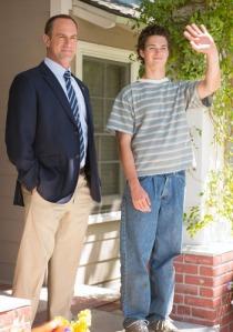 Surviving Jack, Christopher Meloni