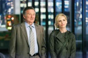 Robin Williams, Sarah Michelle Gellar