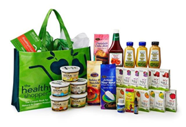 healthy shopper