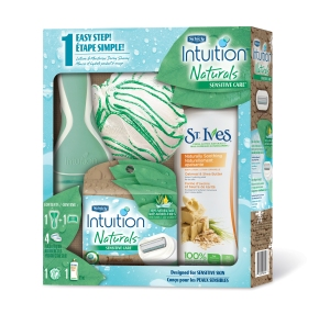 Schick Intuition Holiday