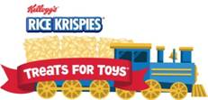 treats for toys, rice krispie treats