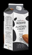 amore almonds + dairy
