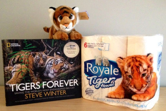 Royale Tiger Towel